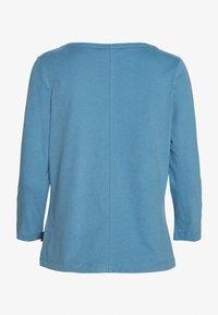 Calvin Klein - 3/4 SLEEVE BOAT NECK - Långärmad tröja - blue heaven - 1