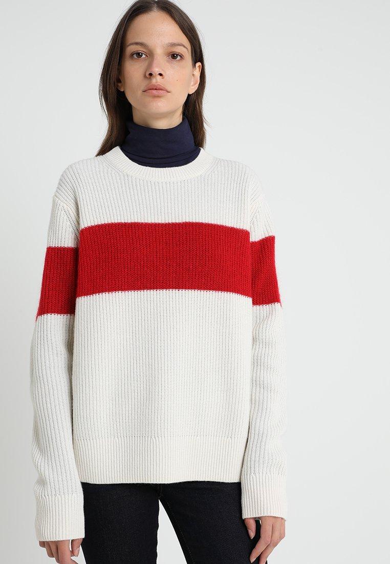 Calvin Klein - Pullover - white