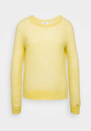 BLEND - Maglione - yellow dahlia