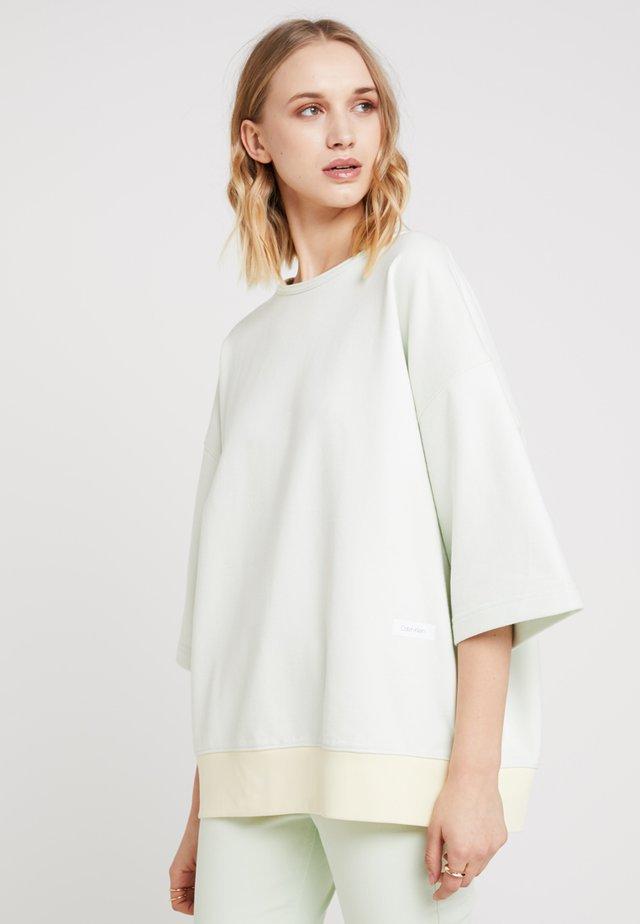 TONAL TRIM  - Sweater - green