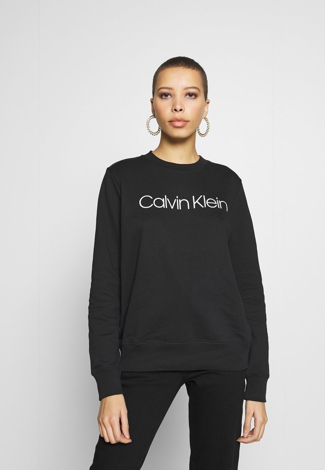 CORE LOGO - Sweatshirt - black