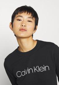 Calvin Klein - CORE LOGO - Sweatshirt - black - 4