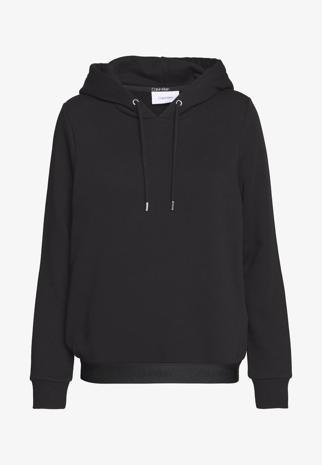 ATHLEISURE HOODIE - Sweat à capuche - black
