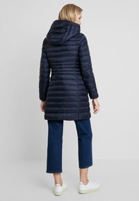 Calvin Klein - ESSENTIAL LIGHT COAT - Donsjas - blue - 2