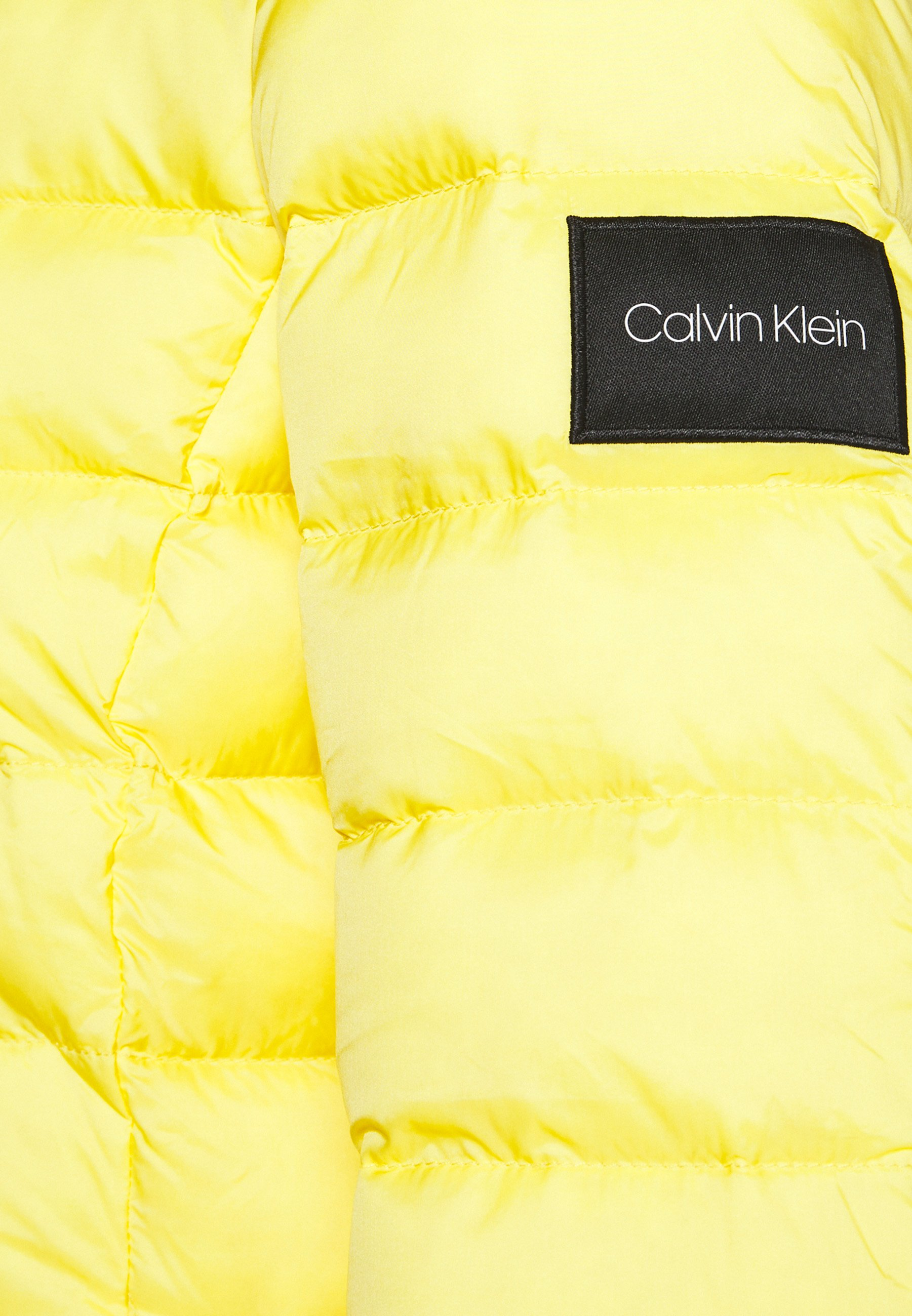 Calvin Klein COATED ZIP LIGHT JACKET Gewatteerde jas