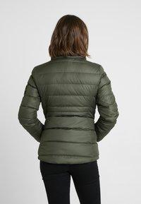 Calvin Klein - ESSENTIAL JACKET - Dunjakke - green - 4