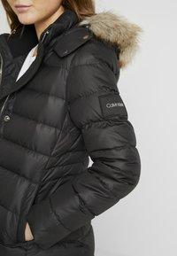 Calvin Klein - ESSENTIAL JACKET - Gewatteerde jas - black - 6
