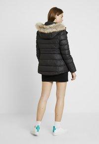 Calvin Klein - ESSENTIAL JACKET - Gewatteerde jas - black - 2