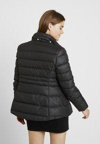 Calvin Klein - ESSENTIAL JACKET - Gewatteerde jas - black - 4