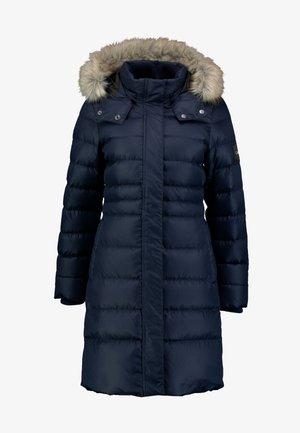 ESSENTIAL - Down coat - blue