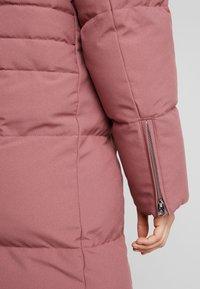 Calvin Klein - MODERN LONG COAT - Vinterkåpe / -frakk - light pink - 6
