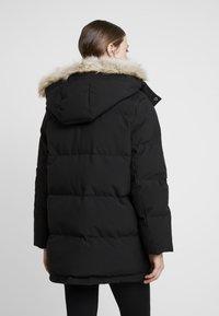Calvin Klein - MODERN COAT - Winterjas - black - 2