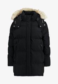 Calvin Klein - MODERN COAT - Winterjas - black - 5
