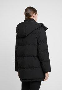 Calvin Klein - MODERN COAT - Winterjas - black - 3
