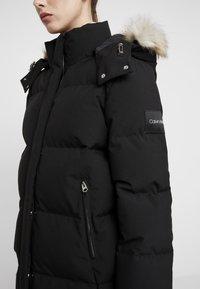 Calvin Klein - MODERN COAT - Winterjas - black - 6