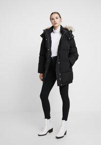 Calvin Klein - MODERN COAT - Winterjas - black - 1
