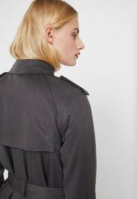 Calvin Klein - TRANSSEASONAL - Trenchcoat - grey - 7