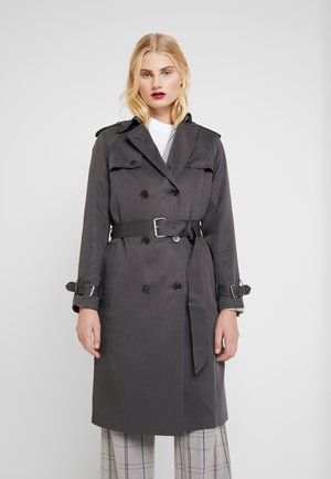 TRANSSEASONAL - Trenchcoat - grey