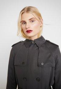 Calvin Klein - TRANSSEASONAL - Trenchcoat - grey - 5