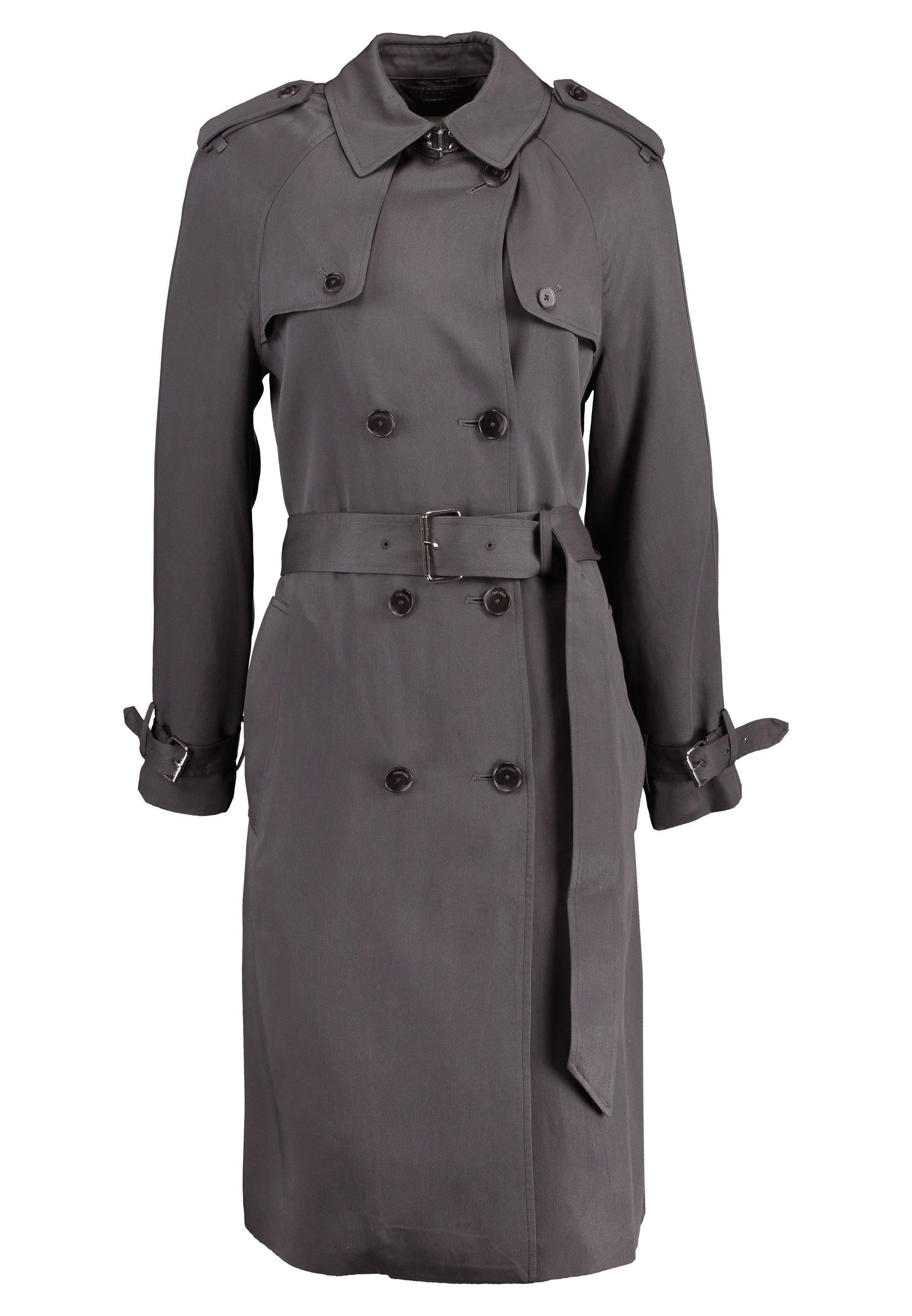 Calvin Klein TRANSSEASONAL - Trench - grey