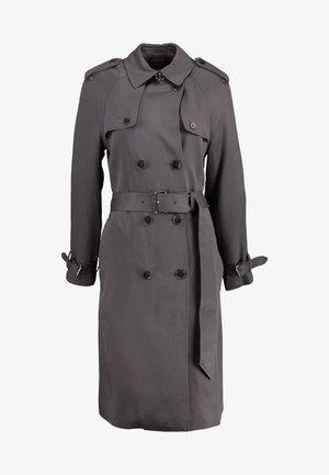 TRANSSEASONAL - Trenchcoats - grey