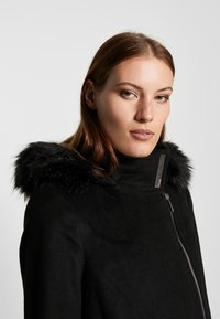 Calvin Klein - ZIP - Classic coat - black - 4