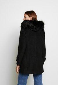 Calvin Klein - ZIP - Classic coat - black - 2