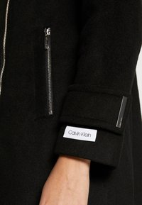 Calvin Klein - ZIP - Classic coat - black - 6