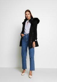 Calvin Klein - ZIP - Classic coat - black - 1
