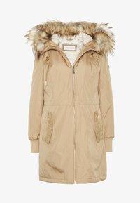 Calvin Klein - BONDED LIGHTWEIGHT ANORAK - Winter coat - khaki - 6