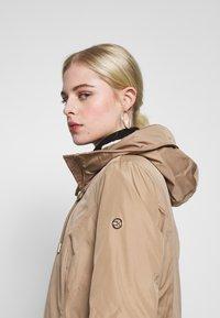 Calvin Klein - BONDED LIGHTWEIGHT ANORAK - Winter coat - khaki - 5