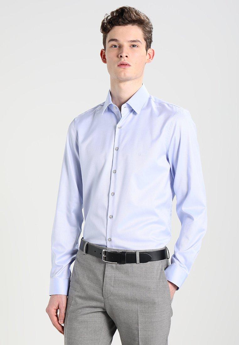 Calvin Klein Tailored PADUA - Koszula biznesowa - blue