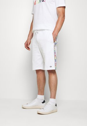 PRIDE  - Tracksuit bottoms - white