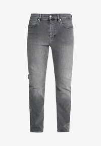 Calvin Klein - Džíny Slim Fit - grey denim - 4
