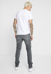 Calvin Klein - Džíny Slim Fit - grey denim - 2