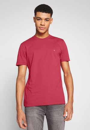 LOGO - Basic T-shirt - red
