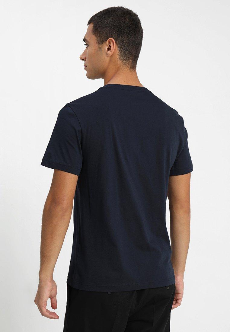 Calvin shirt Blazer Klein Logo EmbroideryT Basique Navy vNmwn08O