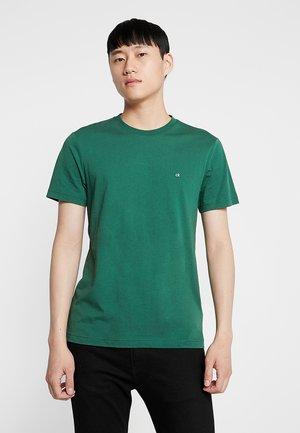 LOGO - Jednoduché triko - green
