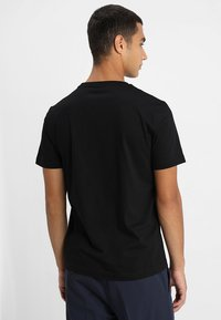 Calvin Klein - LOGO - Basic T-shirt - perfect black - 2