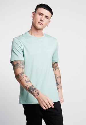 CHEST LOGO - T-paita - green