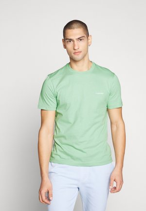CHEST LOGO - T-Shirt basic - green
