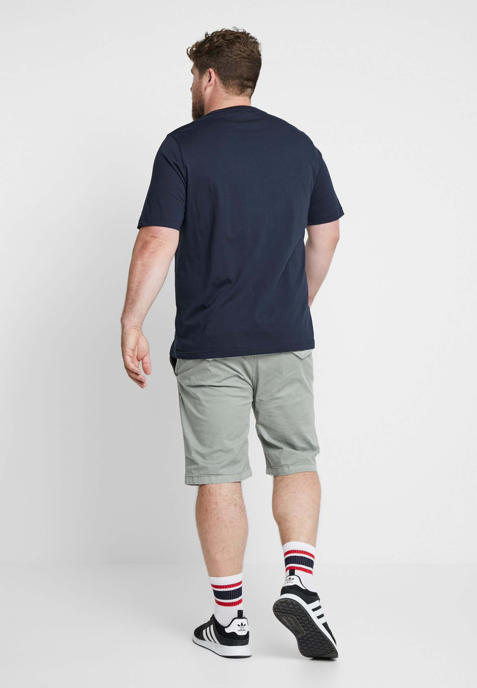 Calvin Klein shirt Imprimé Front LogoT Blue QeCxrBodW