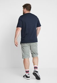 Calvin Klein - FRONT LOGO - T-Shirt print - blue - 2