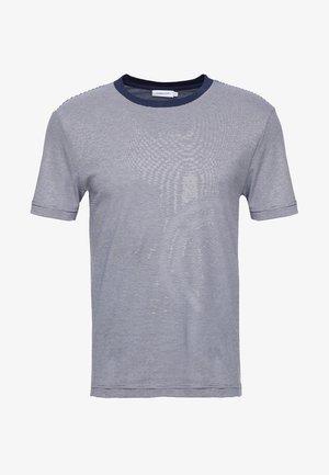 LIQUID TOUCH STRIPE  - T-shirt con stampa - blue