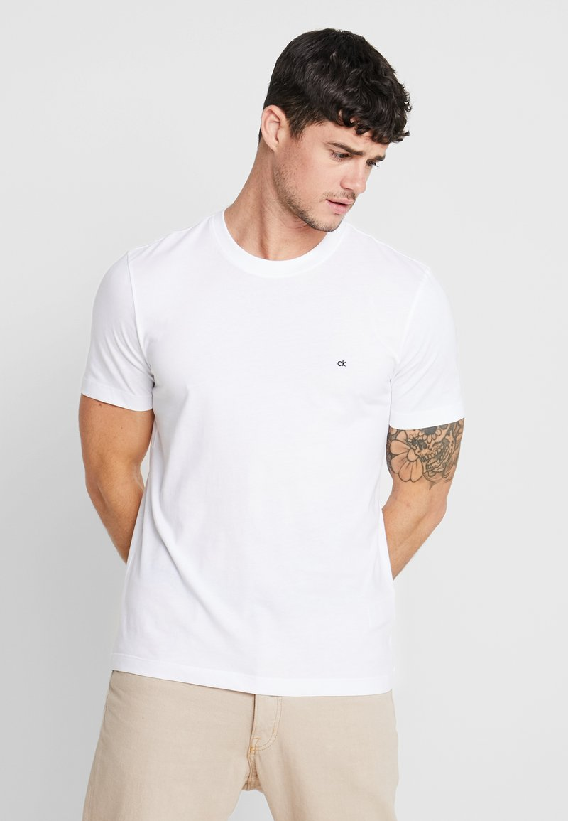 Calvin Klein - Basic T-shirt - white