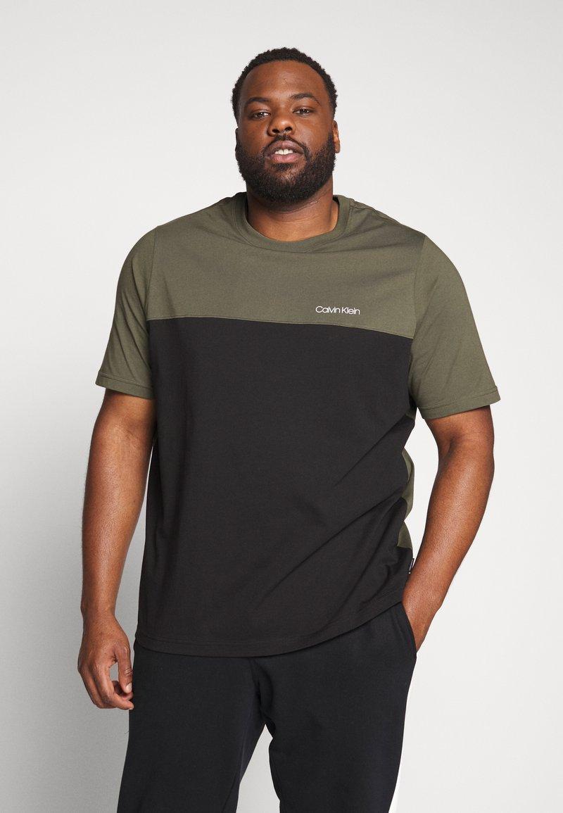 Calvin Klein - Print T-shirt - black