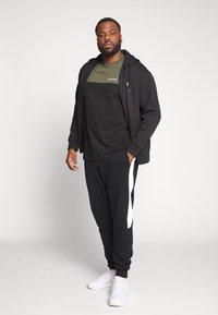 Calvin Klein - T-Shirt print - black - 1