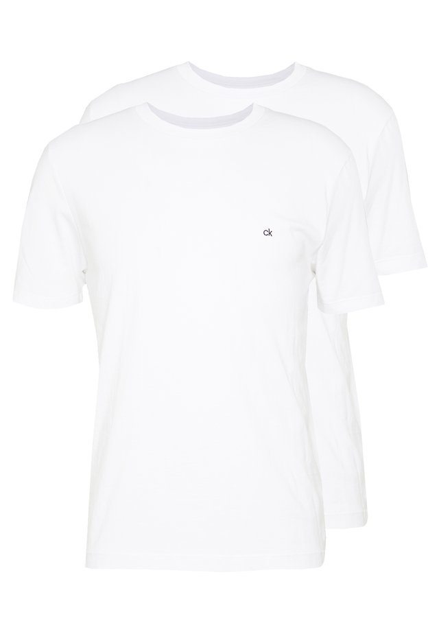 LOGO 2 PACK - T-Shirt basic - White