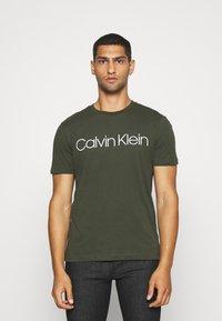 Calvin Klein - FRONT LOGO 2 PACK - Triko spotiskem - multi - 4