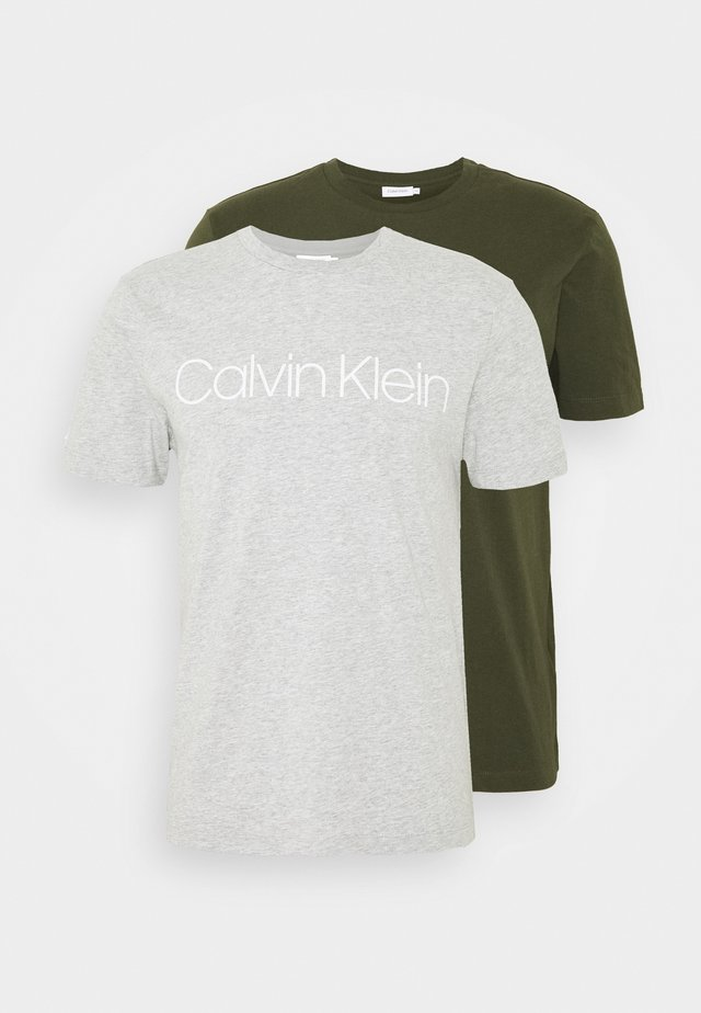 FRONT LOGO 2 PACK - T-shirt imprimé - multi